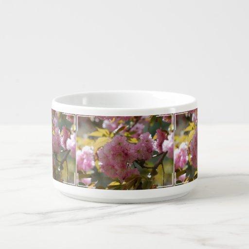 Gorgeous Cherry Blossoms Chili Bowl