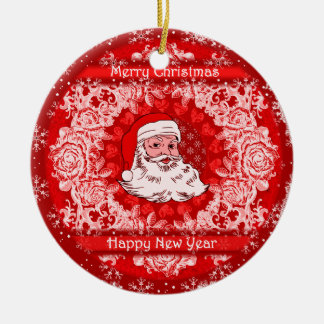 Gorgeous Christmas Santa Hanging Tree Decoration
