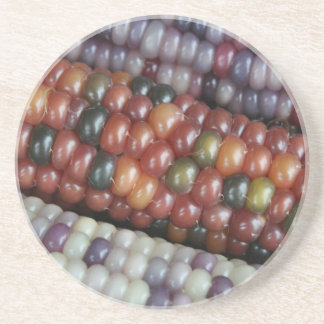 Gorgeous Colorful Corn on the Cob Coaster
