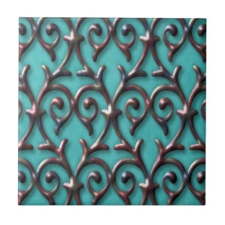 Gorgeous Elegant Pattern Ceramic Tile
