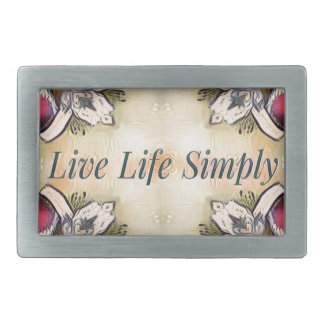 Gorgeous  Fall Yellow Simple Lifestyle Home Decor Rectangular Belt Buckles