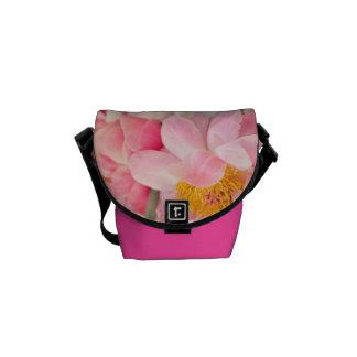 Gorgeous Floral design Messenger Bag