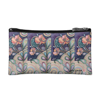 *Gorgeous Flowers Design Pouch