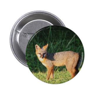 Gorgeous Fox Pins