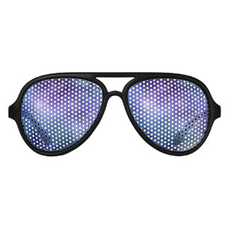 Gorgeous Galaxy Aviator Sunglasses