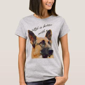 Gorgeous German Shepherd T-Shirt