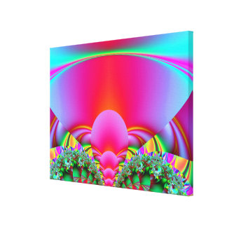 Gorgeous Glowing Goblet Canvas Print