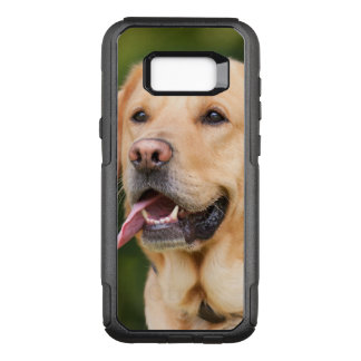 Gorgeous Golden Labrador OtterBox Commuter Samsung Galaxy S8+ Case