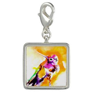 Gorgeous Gorget Hummingbird Print