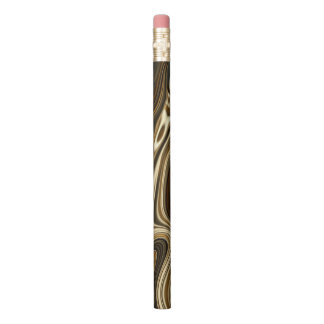 Gorgeous Marble Style - Warm brown Pencil