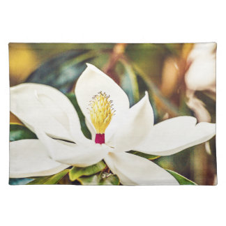 Gorgeous Mississippi Magnolia Placemat
