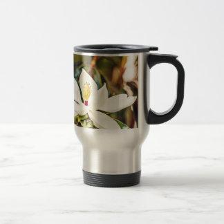 Gorgeous Mississippi Magnolia Travel Mug
