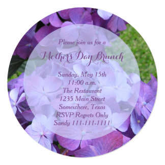 Gorgeous Mothers Day Brunch Invitation