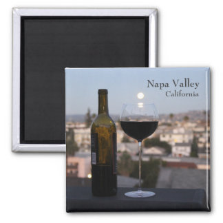 Gorgeous Napa Valley Magnet! Magnet