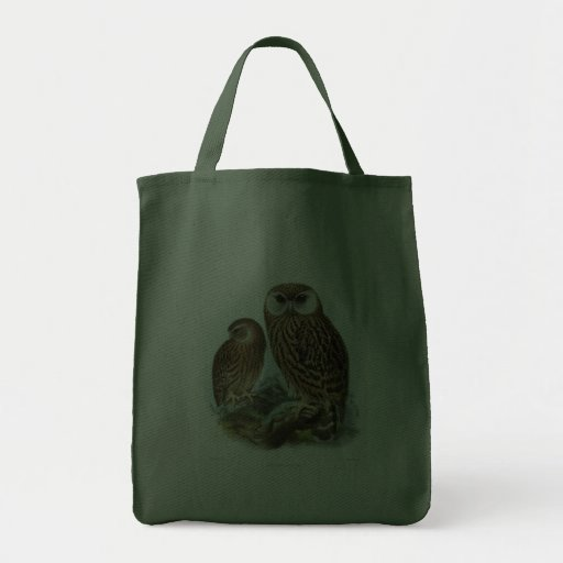 GORGEOUS OWLS TOTE BAG