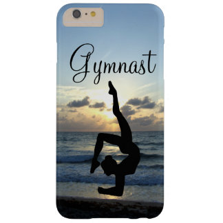 GORGEOUS PERSONALIZED GYMNAST PHONE CASE