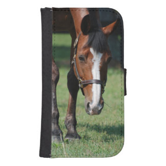 Gorgeous Quarter Horse Samsung S4 Wallet Case