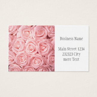 gorgeous roses G Business Card