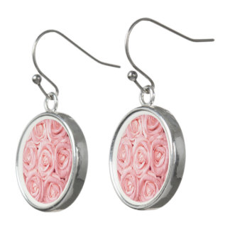 gorgeous roses G Earrings