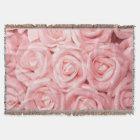 gorgeous roses G Throw Blanket