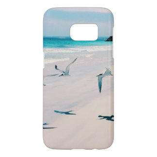 Gorgeous Seabird beachside shot adorns phone case