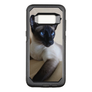 Gorgeous Siamese Cat Face OtterBox Commuter Samsung Galaxy S8 Case