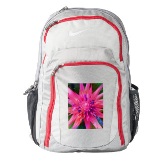 Gorgeous Succulent Flower Nike Backpack