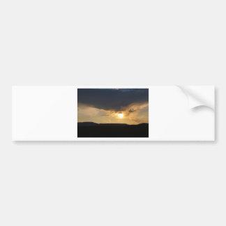 Gorgeous Sunset Bumper Sticker