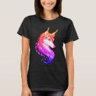 Gorgeous Sunset Hand Drawn Wolf Classic T-Shirt