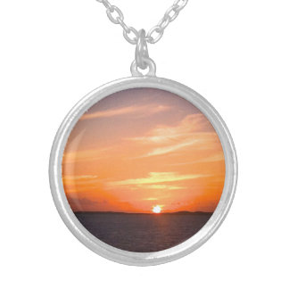 Gorgeous Sunset   Turks and Caicos Photo Jewelry