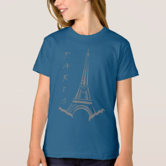 Gorgeous Trendy Paris and Eiffel Tower T Shirts