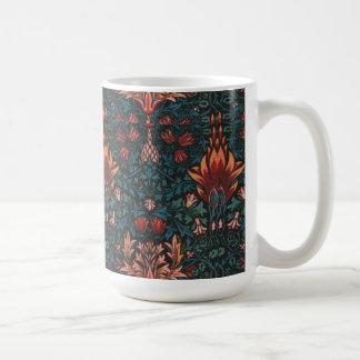 Gorgeous Vintage Floral Mugs