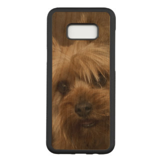 Gorgeous Yorkshire Terrier Carved Samsung Galaxy S8+ Case