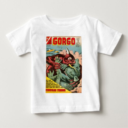 Gorgo and Cyclops Monster Baby T-Shirt