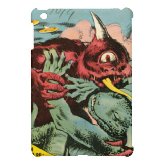 Gorgo and Cyclops Monster Cover For The iPad Mini