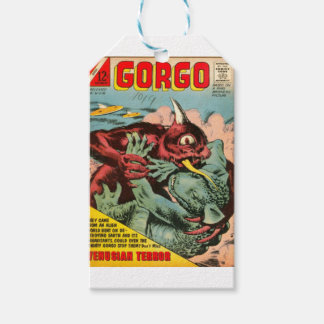 Gorgo and Cyclops Monster Gift Tags