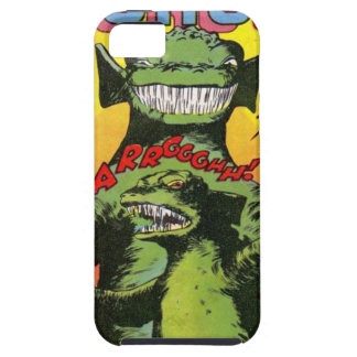 Gorgo the Creature from Beyond iPhone 5 Case