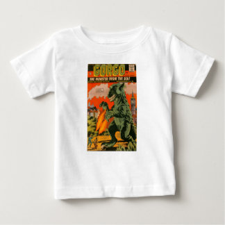 Gorgo the Monster from the Sea Baby T-Shirt