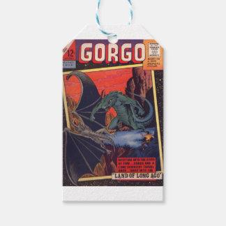 Gorgo vs. Pterodactyl Gift Tags