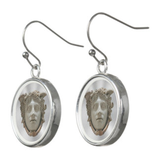 Gorgoneion Earrings