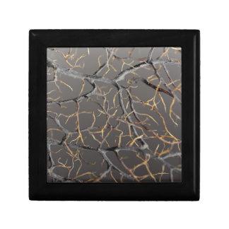 Gorgonian coral gift box