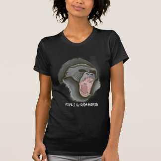 gorilla2, RESPECT the ENDANGERED T-Shirt