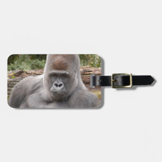 Gorilla_021 Luggage Tag