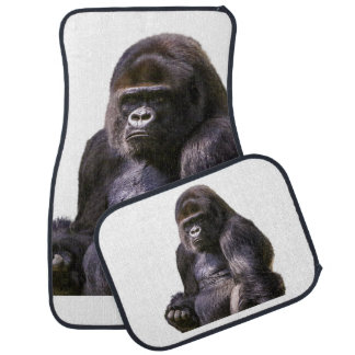 Gorilla Ape Monkey Car Mat
