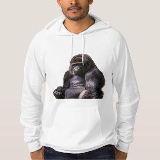 Gorilla Ape Monkey Hoodie