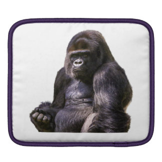 Gorilla Ape Monkey iPad Sleeves