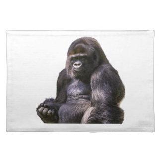 Gorilla Ape Monkey Placemat