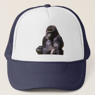 Gorilla Ape Monkey Trucker Hat
