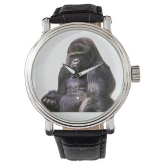 Gorilla Ape Monkey Watch