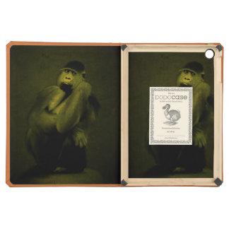Gorilla Art Decor iPad Air Covers